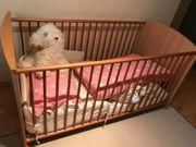 Hochwertiges Gitterbett