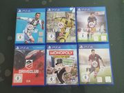 Ps4 Spiele PlayStation 4
