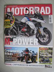 NEU ungelesen Zeitschrift MOTORRAD 12