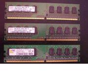 3GB DDR2 RAM für PC