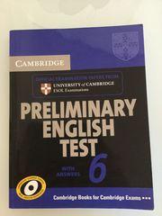 CAMBRIDGE PRELIMINARY ENGLISH TEST - BOOK