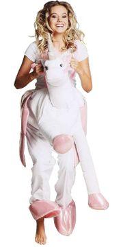 Kostüm Einhorn für Erwachsene Faschingskostüm