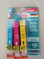 Tintenpatronen für Canon Drucker