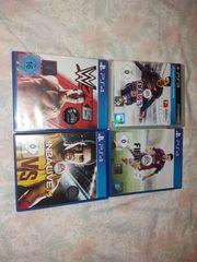 PS3 und PS4 Spiele