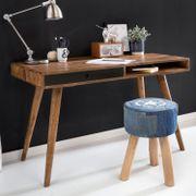 Schreibtisch REPA schwarz 120 x