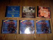 Weihnachts CDs auch für Kinder