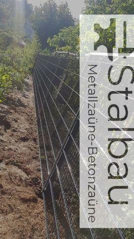 stabmattenzaun doppelstabmattenzaun garten zaun sichtschutz