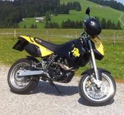 KTM 620 DUKE-E 1 Funbike