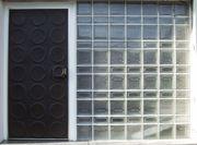 Haustüre Eingangstüre in Braun