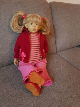 Puppen - Sigikid Puppe 55 cm