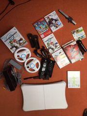 Weihnachtsgeschenk Wii U mit diversen