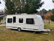Wohnwagen Fendt 515 SG Bianco