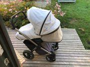 Knorr-Baby Kinderwagenset Premium LIFE Merken