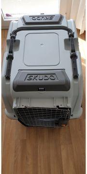 Hundetransportbox neu reserviert