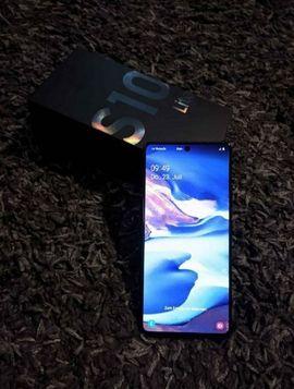 Samsung Handy - Samsung Galaxy S10 Lite