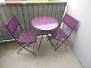Gartentisch-Set