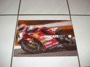 Ducati Gesamtprospekt 2001 996R 996S