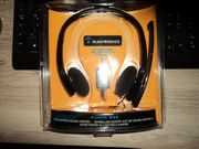 Neues Plantronic Headset Audio 330
