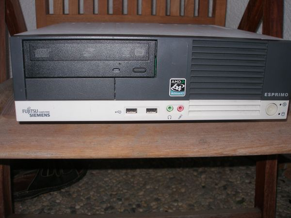 ESPRIMO-PC Dual Core 2 x