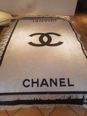Chanel Teppich Neu in Schwarz