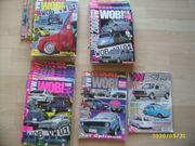 VW WOB Zeitschriften Zeitungen