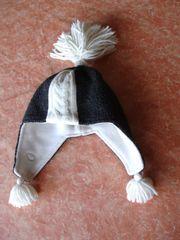 Mütze der Marke Eisbär wollweiß