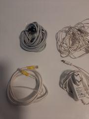 Steckernetzgerät mit 3 Kabeln für