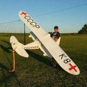 RC Modellflugzeug - Shavrov Sh-2