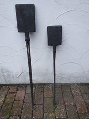 Antik Waffeleisen Zangenwaffeleisen Waffel Eisen