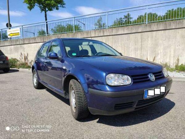 VW Golf IV 1 4