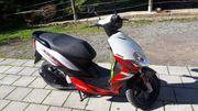 Mopedroller Yamaha Jop R50