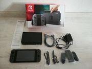 Nintendo Switch Joy-Con Spielkonsole - Grau