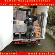 Wuppertal UMTL SERVICE Umzug Haushaltsauflösung