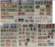 Briefmarken Album komplett sehr schöne