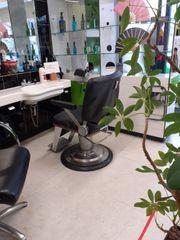 Friseur Inventar verkauf
