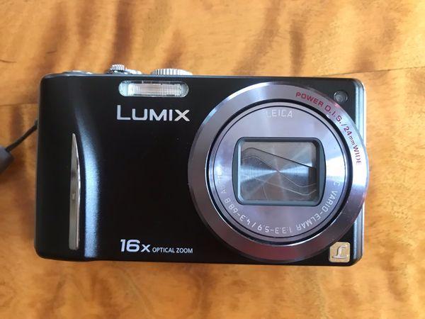 Panasonic Lumix DMC-TZ18EG-K Digitalkamera 14