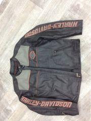 Harley Davidson Herrenlederjacke
