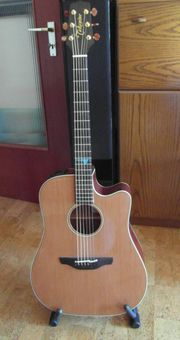 Westerngitarre Takamine Santa FE ESF-10C
