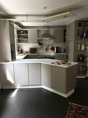 Gut erhaltene Küche komplett mit