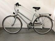 Verkaufe KTM Damen-Fahrrad gebraucht Größe
