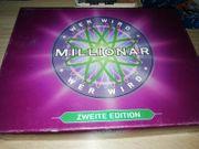 Wer wird Millionär Spiel