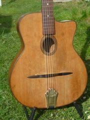 Ancienne Guitare manouche Vintage Années