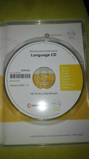 Original Opel Navigations CD Deutschland