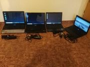 Hp Laptops 4 Stück gut