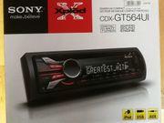 Sony Autoradio CD-Player CDX-GT564UI