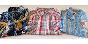 3 Jungs-Hemden 140 auch von