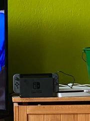 Nintendo Switch Grau neu