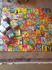 Walt Disneys LTB 140 Bände
