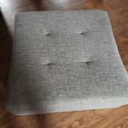 Couch - Big Sofa inkl Hocker