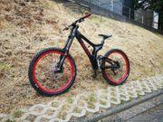 Downhill Bike Custom DT Swiss